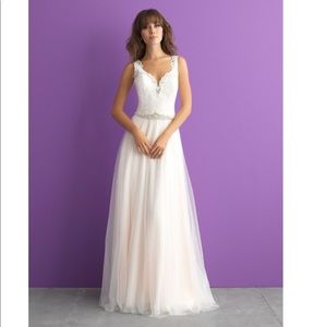 Allure bridal gown 3014